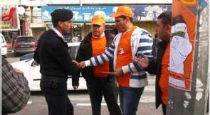 حملة بادر لمقاطعة البضائع الاسرائيلية تواصل حملتها في محافظة بيت لحم