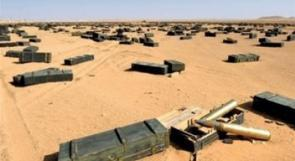 اسرائيل:آلاف القذائف والصواريخ المضادة للطائرات نقلت من ليبيا الى غزة