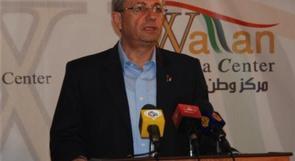 النائب مصطفى البرغوثي يصف اقتحام الاحتلال تلفزيون وطن بالقرصنة