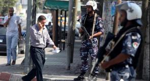 'داخلية المقالة': القبض على مطلقي النار على قيادي بفتح