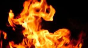 """""""ومن الغيرة ما حرق"""" امرأة تحرق زوجها"""