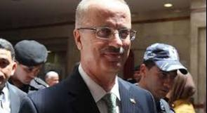 الحمد الله يطالب البرلمان الأوروبي بالتدخل للإفراج عن النواب الفلسطينيين