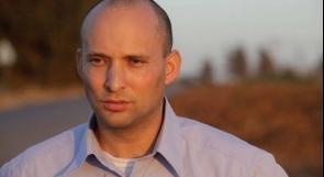 بينيت: إقامة دولة فلسطينية بالضفة 'كارثة'