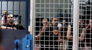 تواصل إضراب الأسرى الإداريين عن الطعام