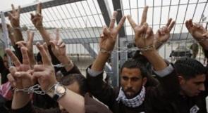 الأسري يخوضون إضرابًا شاملاً حدادا على الشهيد الجعبري