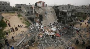 الف دولار لاصحاب البيوت المدمرة كلياً بغزة خلال يومين