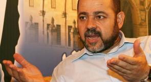 أبو مرزوق: من ينتصر على حدود غزة لن يستجيب لشروط الاحتلال