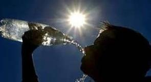 حالة الطقس: ارتفاع درجات الحرارة حتى الخميس
