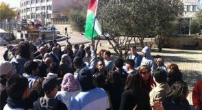 الناصرة: المئات يحتجون على محاولة اليمين الفاشي تنظيم تظاهرة في المدينة