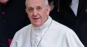 البابا  سيزور إسرائيل ويدعو لاستئناف محادثات السلام
