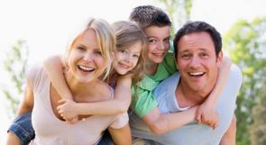 حنان الأسرة ينشئ أطفالاً أصحاء ذهنياً