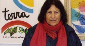 رحيل الأديبة الإيطالية ميلينا ميلاني (كوماندوز فلسطين)