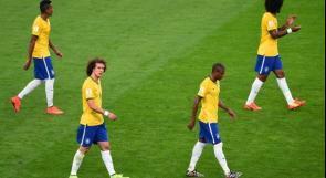 بالفيديو ...  الماكينات الألمانية تسحق الأحلام البرازيلية
