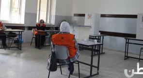 الرئيس وفياض يصوتان في الانتخابات المحلية