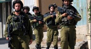قوات الاحتلال تزعم ضبط متفجرات قرب طولكرم