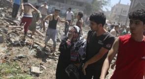 """""""الأشغال"""": الاحتلال دمر أكثر من 800 وحدة سكنية في عدوانه على غزة"""