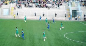 نتائج مباريات الاسبوع الخامس من دوري الدرجة الأولى