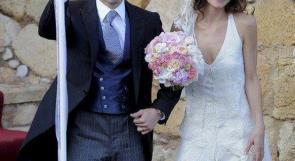 بالصور.. حفل زفاف نجم وسط برشلونة أندريس إنييستا