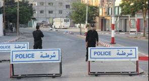 المركز الفلسطيني لحقوق الإنسان يدين حظر الشرطة في غزة الكوفية واعتدائها على الطلبة في جامعة الأزهر