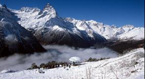 """تقرير: مخزن عملة """"البيتكوين"""" موجود في جبال سويسرا"""