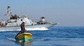 بحرية الاحتلال تعتقل صيادين في بحر شمال غزة