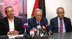 """الديمقراطية: سنقاطع """"المركزي"""" ومتمسكون بمنظمة التحرير"""