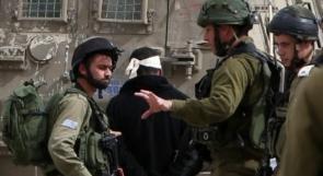 بينهم طفل.. الاحتلال يعتقل 6 مواطنين من البيرة والجلزون