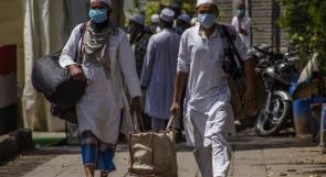 الهند تتخطى عتبة الـ800 ألف إصابة بكورونا