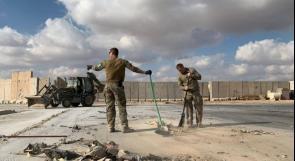 هجوم بطائرات مسيّرة مفخخة على قاعدة للتحالف الدولي في سوريا