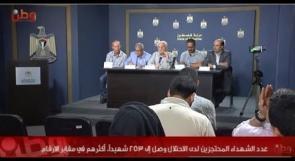 الحملة الوطنية لاسترداد جثامين الشهداء لوطن: لن نتوقف حتى تحرير آخر جثمان لدى الاحتلال