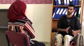 قاسم يستصرخ المسؤولين بلسان ذوي الإعاقة: التقرحات تفقدنا أعضاء جسدنا ونناشد الصحة عبر وطن بإيجاد حل!