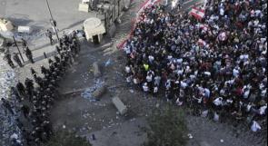 الأمن اللبناني يعلن إطلاق سراح جميع الموقوفين ما عدا اثنين