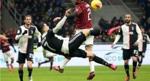 مباريات الدوري الإيطالي ستقام بشكل يومي