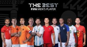 الاعلان عن قائمة  المرشحين لأفضل لاعب في العالم