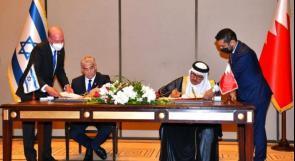 """البحرين و""""إسرائيل"""" تبحثان تعاونهما في مواجهة الهجمات الإيرانية بطائرات مسيّرة"""