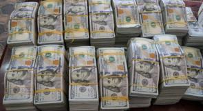 """""""بنك إسرائيل"""" سيشتري 30 مليار دولار للجم انخفاض سعر الدولار"""