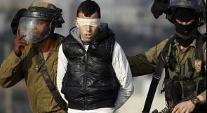 الاحتلال يعتقل 7 مواطنين بينهم صحفي في الضفة