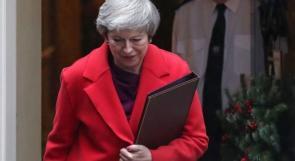 صحيفة: ماي ستؤجل التصويت في البرلمان على اتفاق بريكست