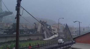 ايطاليا: انتشال آخر ضحايا جسر جنوى المنهار