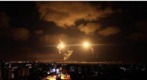 """""""محدث"""" اصابة شابين بقصف لطائرات الاحتلال شمال قطاع غزة"""