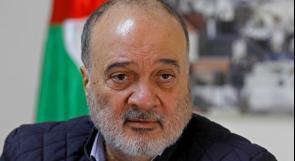 وصول ناصر القدوة إلى قطاع غزة