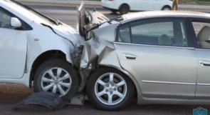 مصرع شخص وإصابة 112 اخرين في 143 حادث مروري الأسبوع الماضي