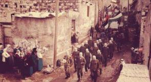 """في ذكرى الانتفاضة .. """"الديمقراطية"""" تدعو لاستراتيجية الخروج من اتفاق أوسلو وانهاء الانقسام"""