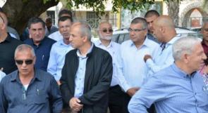الناصرة: احتجاجات في إكسال رفضاً لاعتداءات المستوطنين