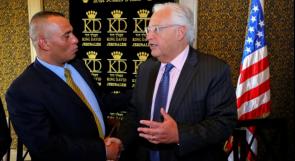 """من الممكن لرجل الأعمال الفلسطيني """"الصديق للمستوطنين"""" أن يلعب دوراً في خطة ترامب للسلام"""