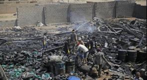 مقتل سبعة أطفال وامرأتين بغارة للتحالف السعودي في اليمن