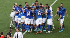 المنتخب الإيطالي يعادل رقما قياسيا ما زال صامدا منذ ثلاثينات القرن الماضي
