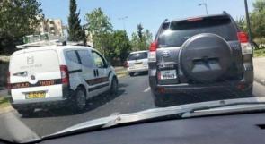 شرطة الاحتلال تتوقف عن تحرير مخالفات السرعة بناء على تصوير الكاميرات الثابتة