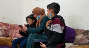 وطن تسلط الضوء على تحديات التعليم الالكتروني أمام الطلبة في سلفيت