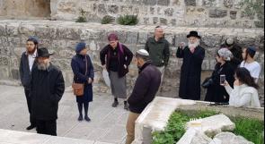 """محكمة الاحتلال تسمح للمستوطنين بالصراخ في الأقصى بعبارة """"شعب اسرائيل حي"""""""